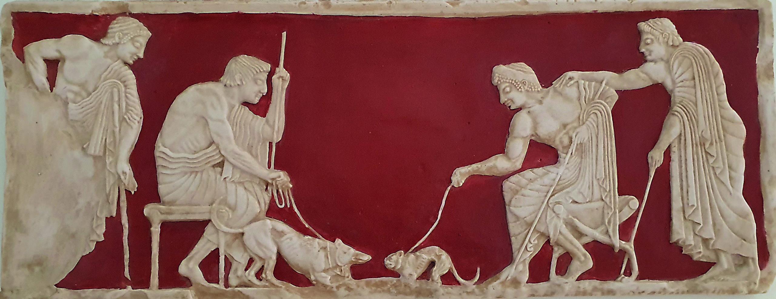 Wie die Katzen die antike Welt eroberten