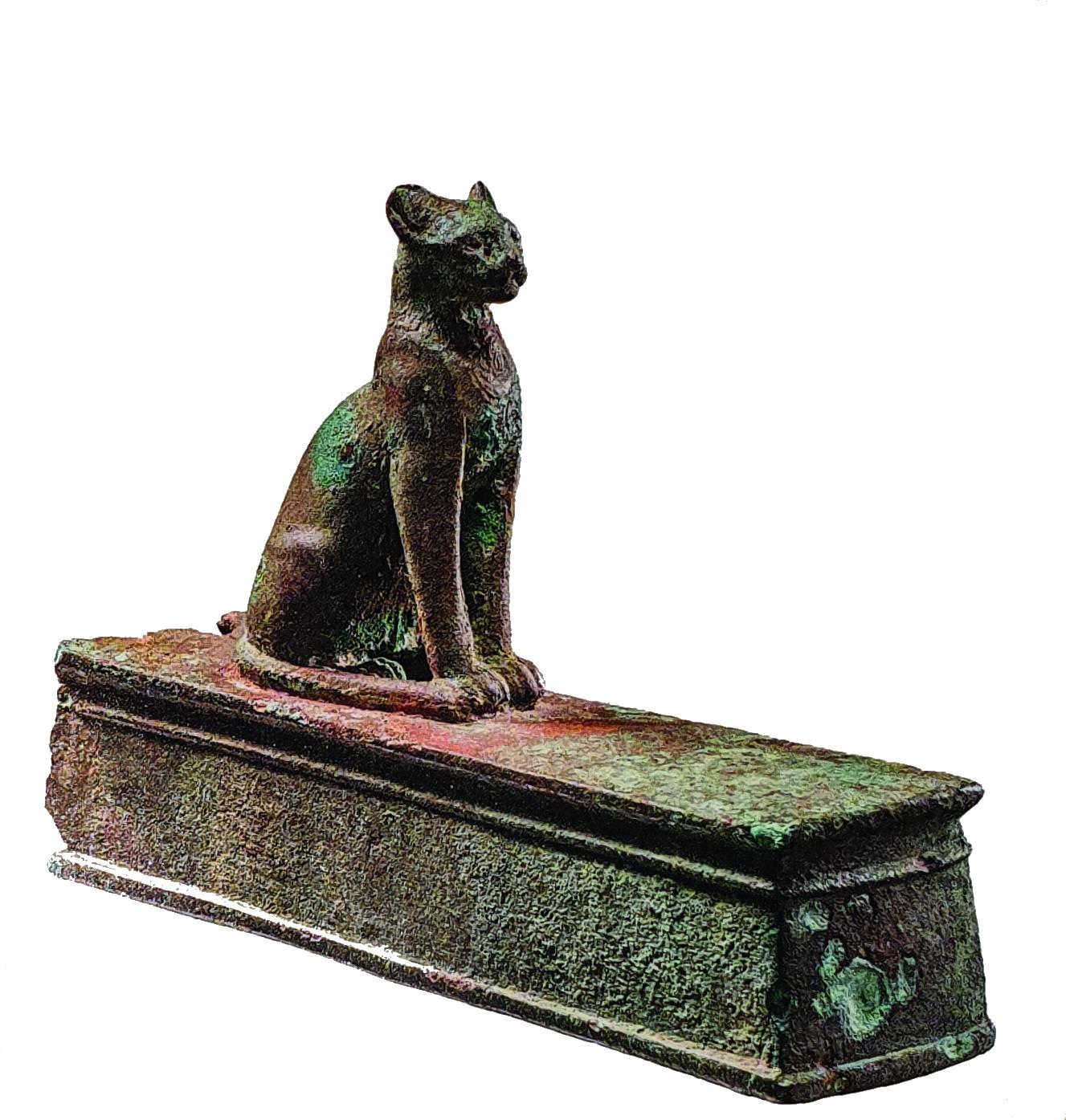 Katzengeschichte(n) aus demAlten Ägypten