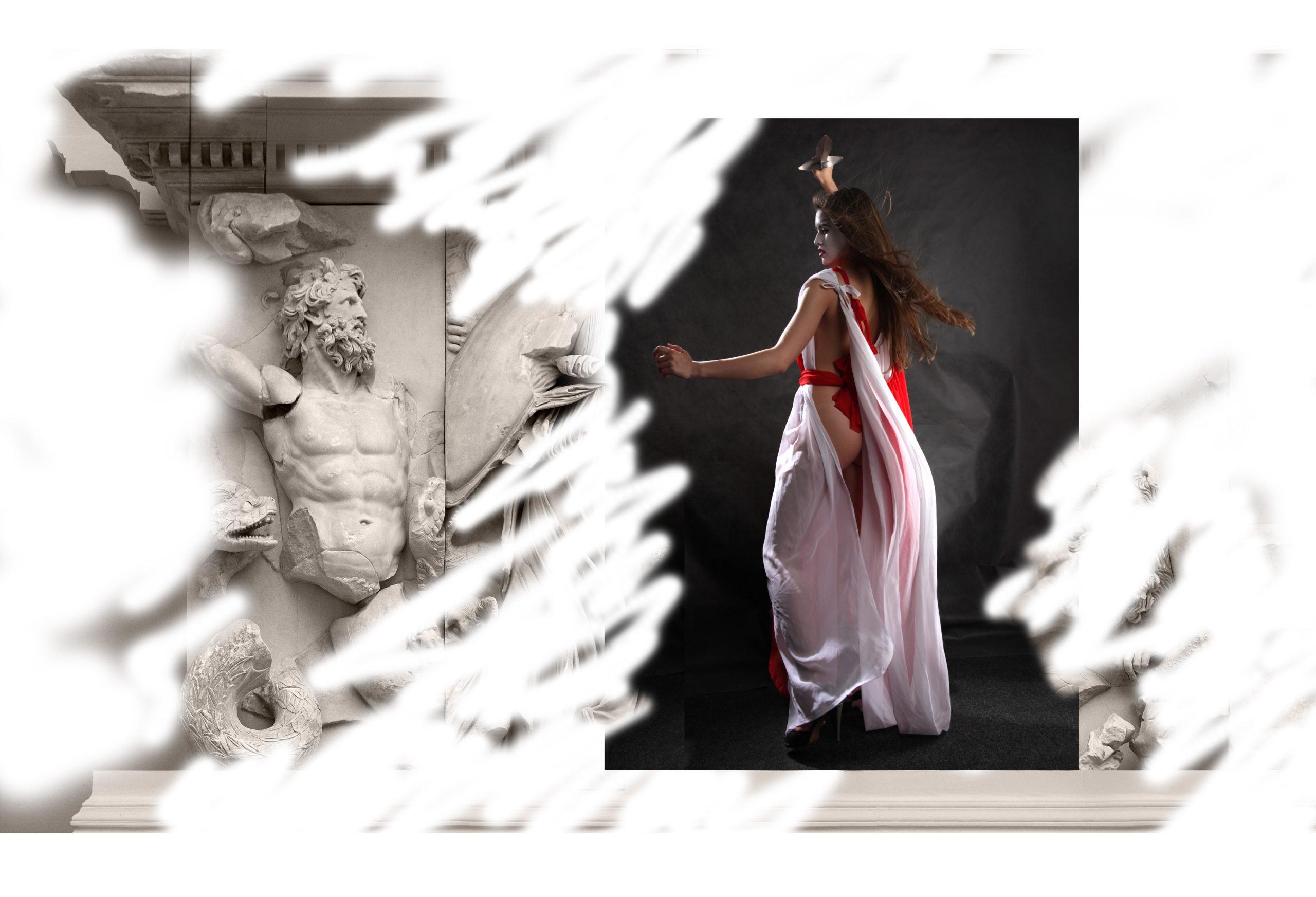 Frauenpower! Kämpfende Göttinnen im Fries des Pergamonaltars